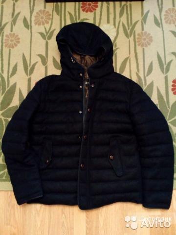 Куртка мужская биопух ф-ма Alyaska