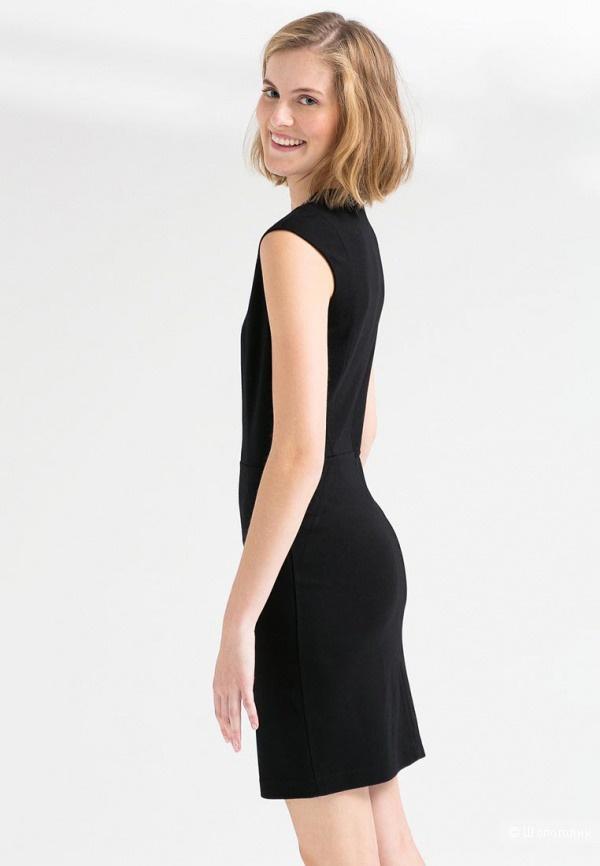 MANGO SUIT, L: базовое платье-футляр