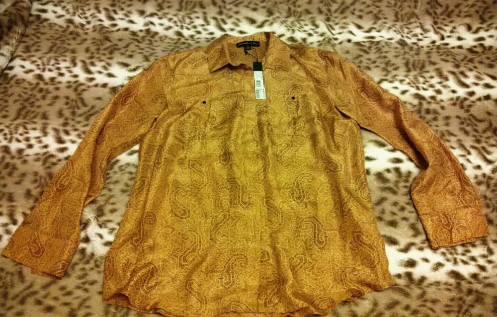 Новая шелковая блузка Elizabeth and Jeames