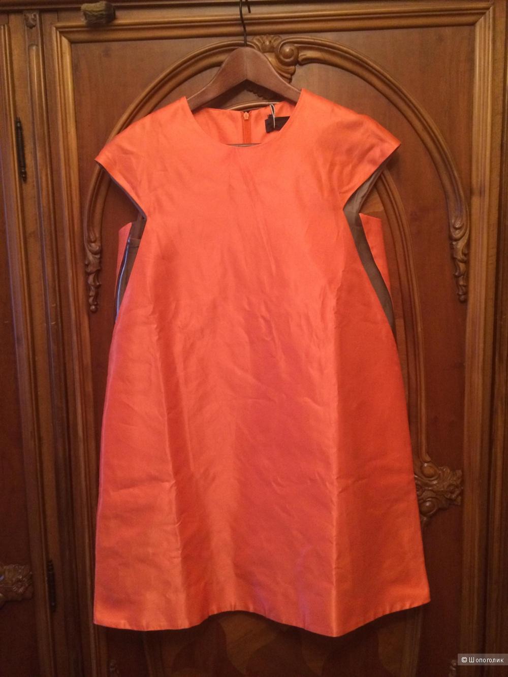 Шелковое платье Jo No Fui