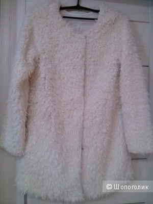 Жакет-пальто  с сайта Корсо  46 р-р.