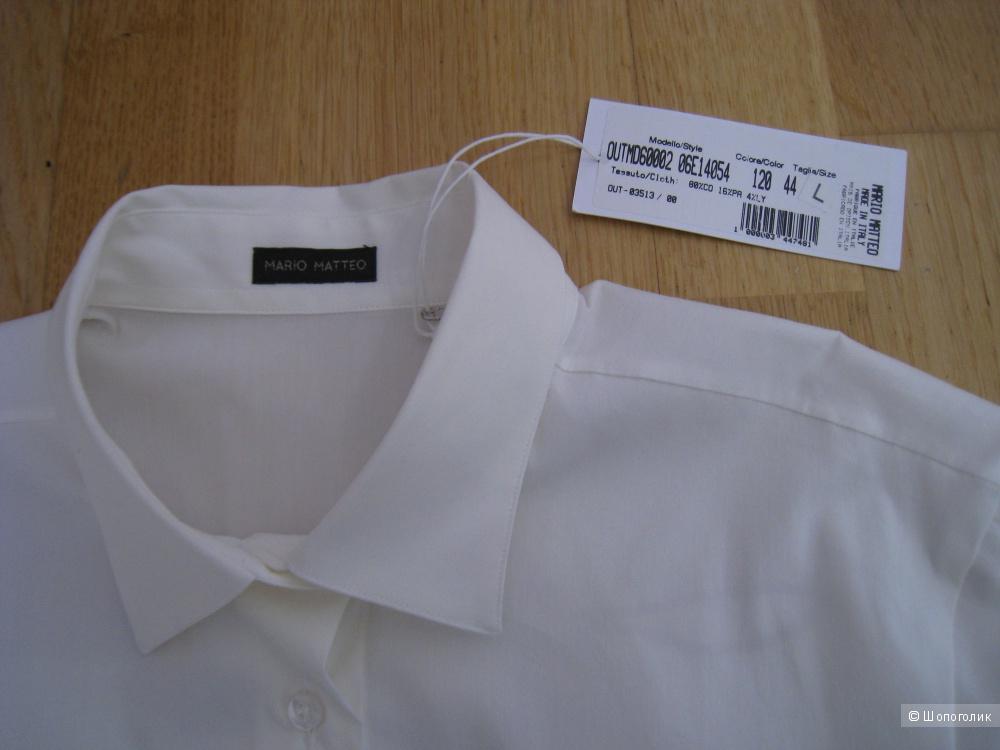 Рубашка Mario Matteo, L