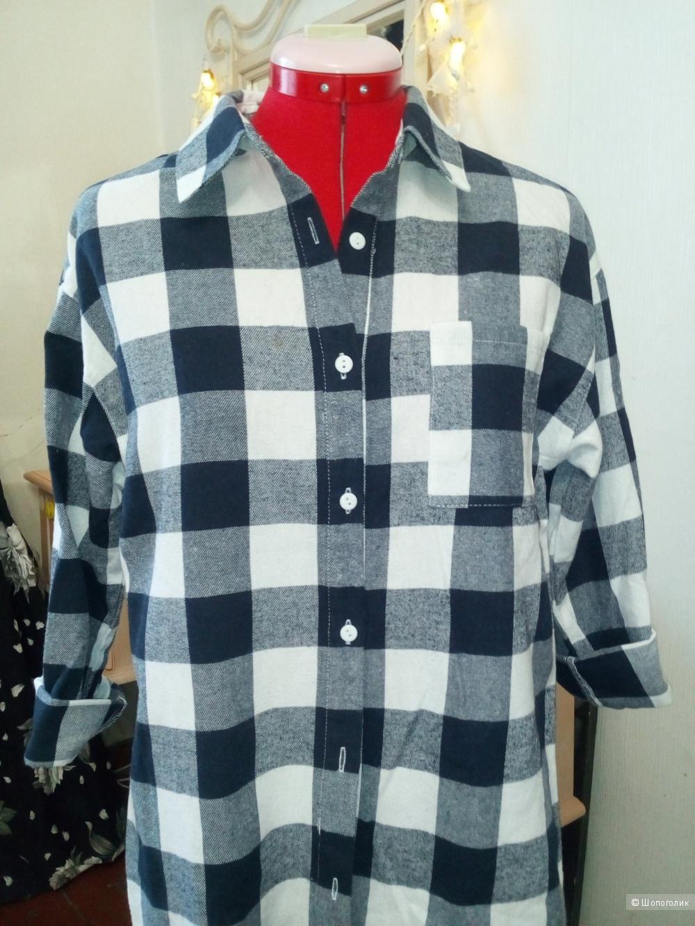 Флисовая рубашка