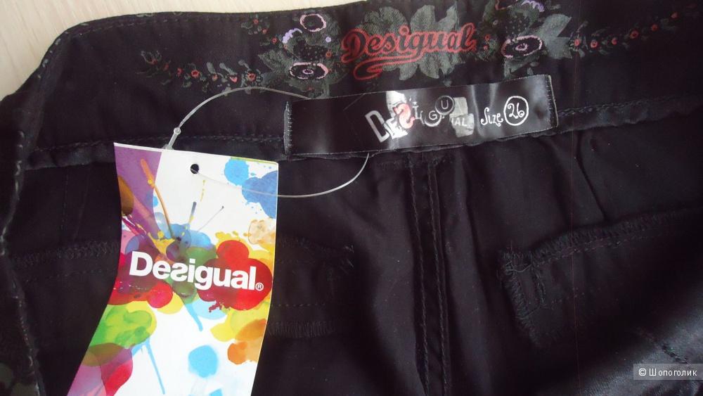 Фирменные брюки DESIGUAL.Новые