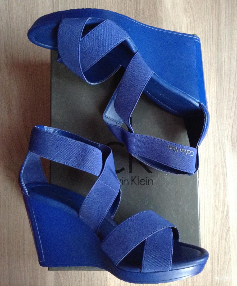 Босоножки Calvin Klein, 39 размер