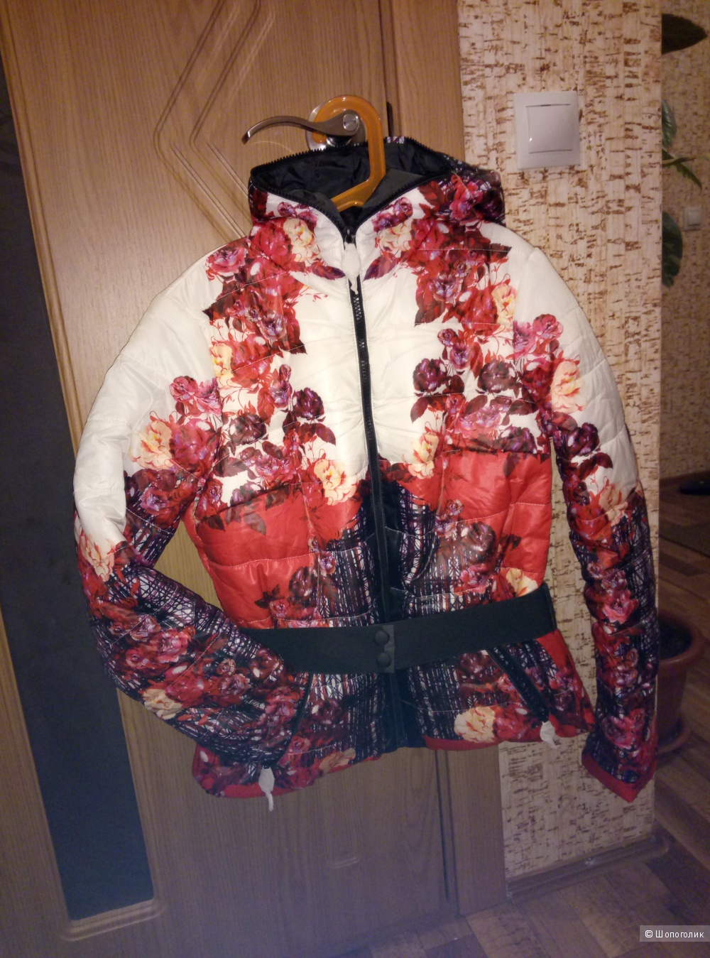 Утепленная куртка марки Conver, 44 размер.