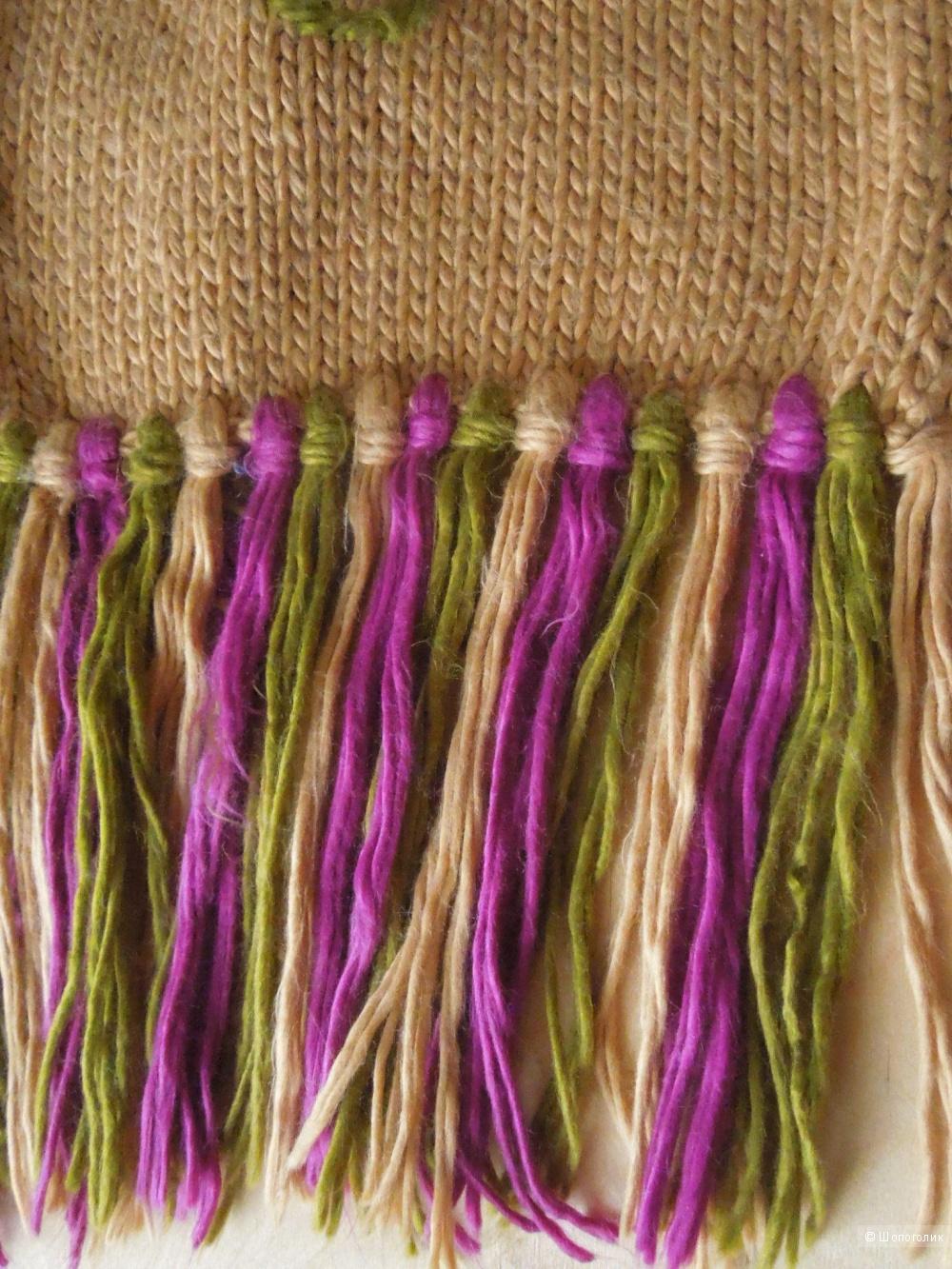"Шарф  ""Wool&Cotton""  29 х 155 см"