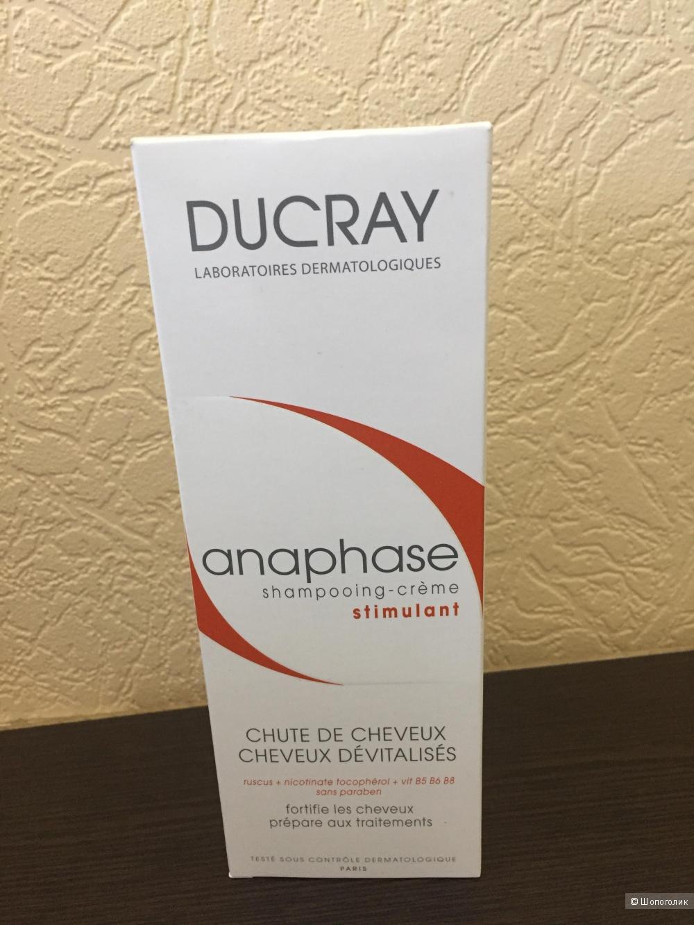 Дюкре Ducray шампунь Анафаз 200 мл