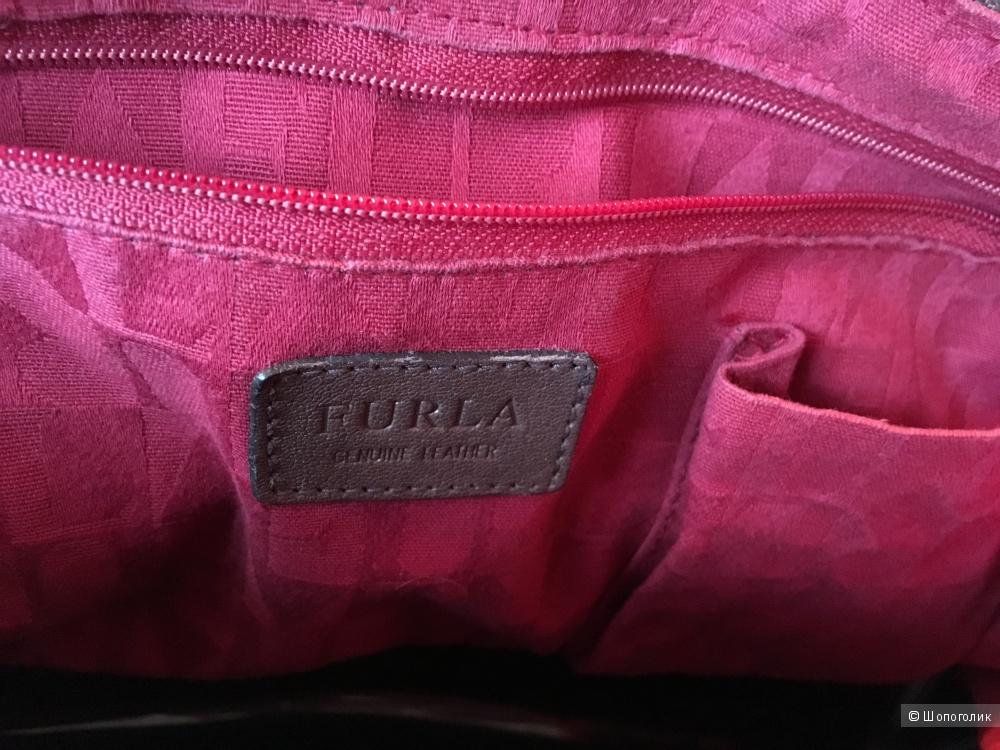 Комбинированная сумка Furla