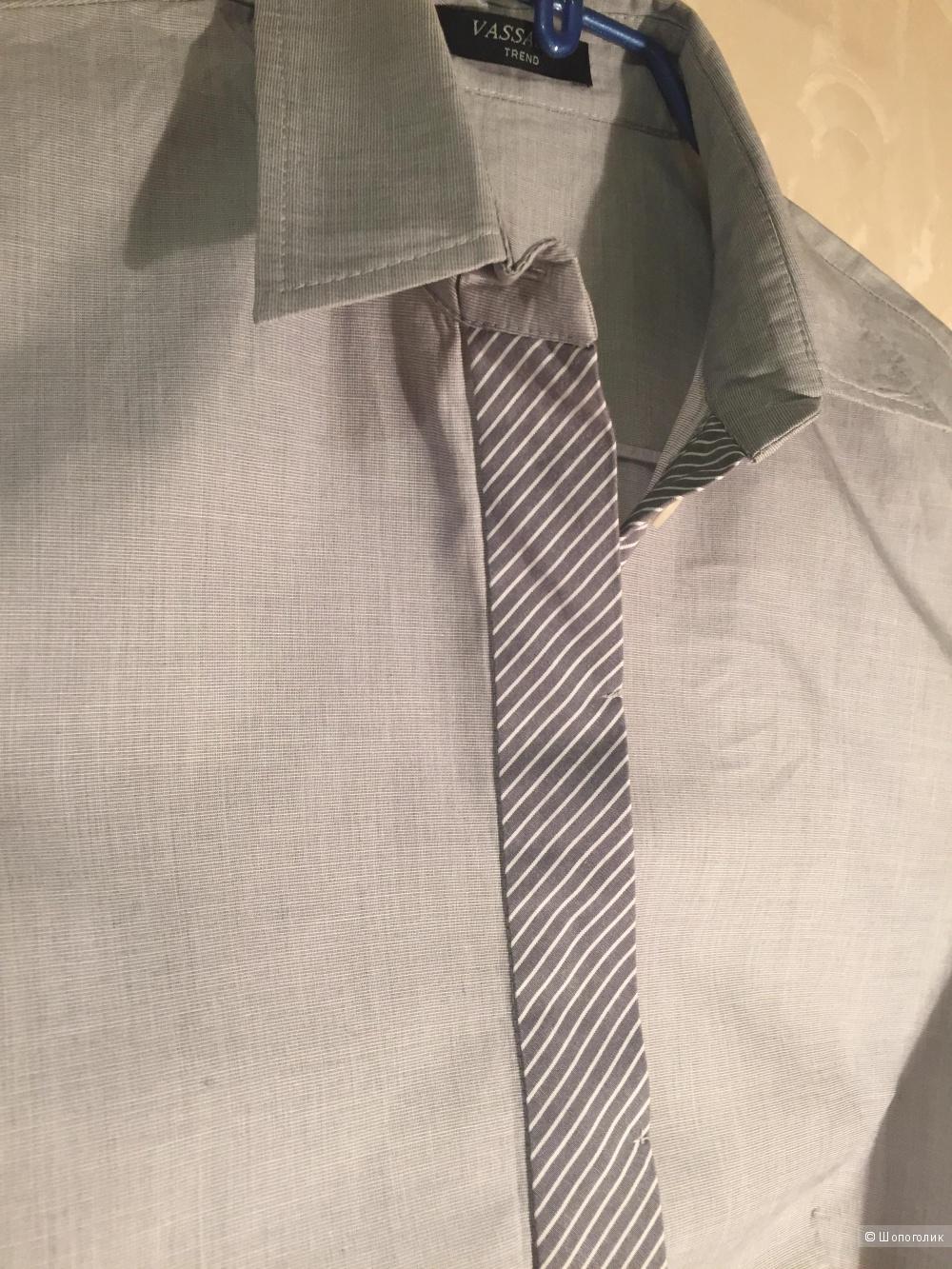 Рубашка Vassa and Co, размер 42-44