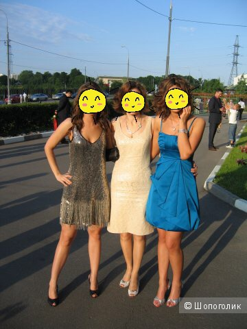 Коктейльное платье Karen Millen р. 42 S