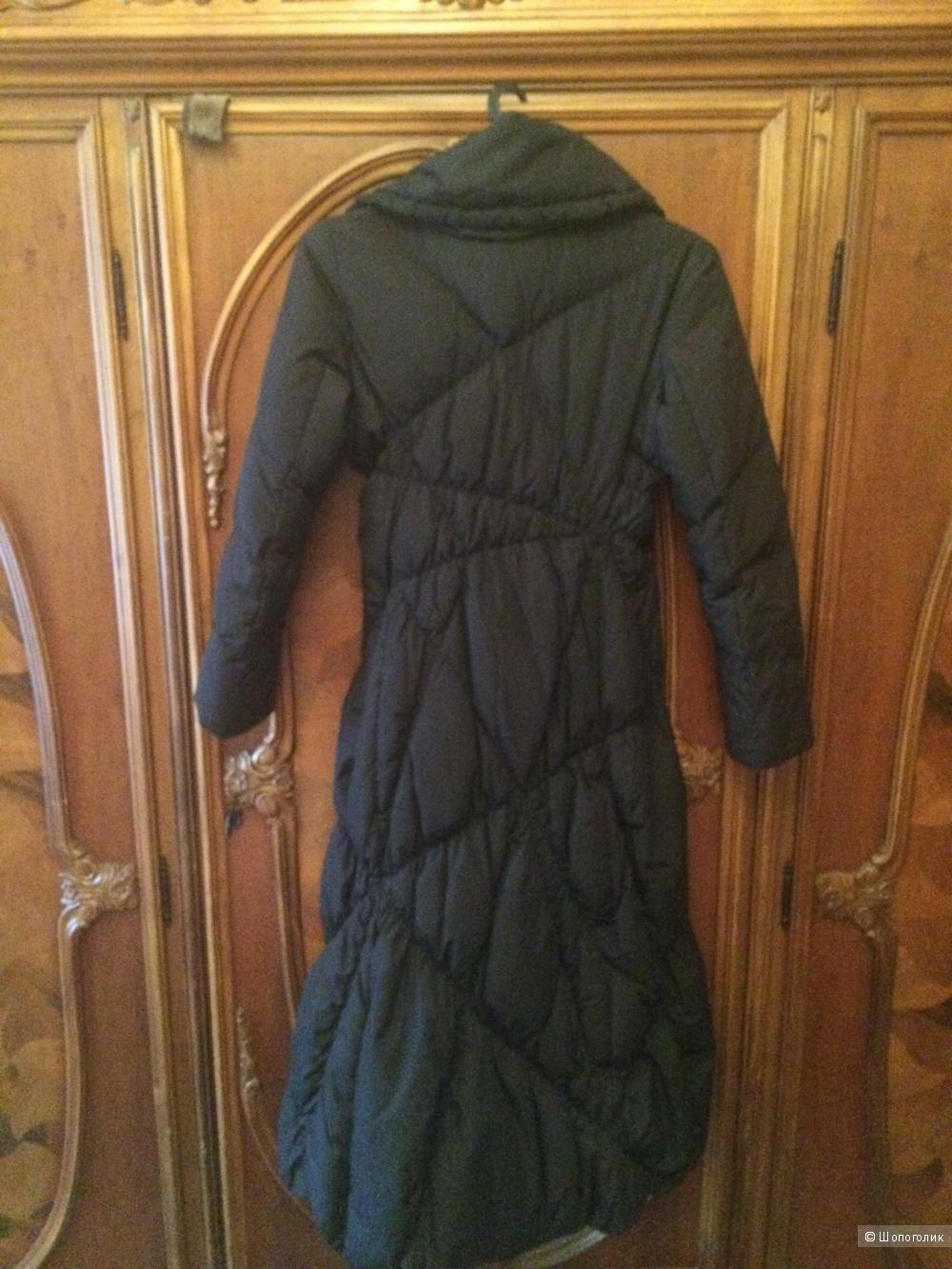 "Пуховое пальто ""Mabrun"""