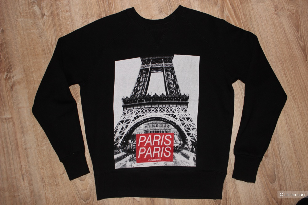 Свитшот ELEVEN PARIS