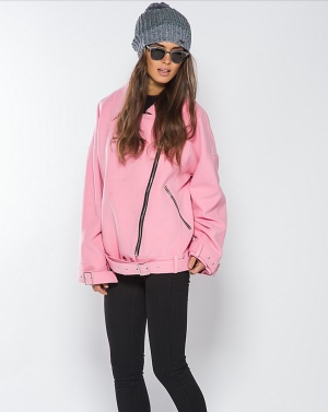 Куртка-бомбер  дизайнерская Vika Smolyanitskaya, размер 44-46