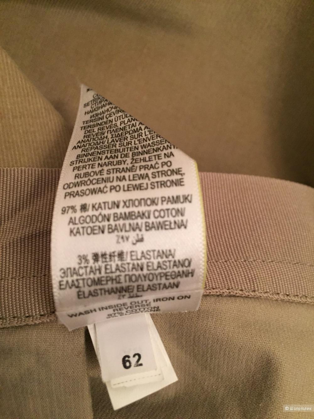 Юбка вельветовая M&S 46 размер