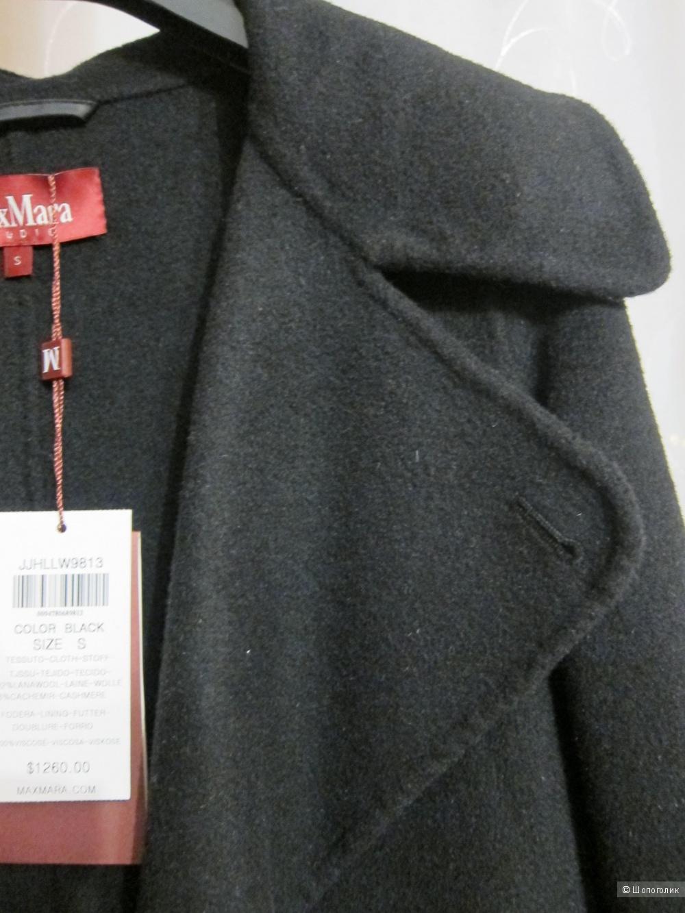Пальто новое Max Mara Studio XS-S