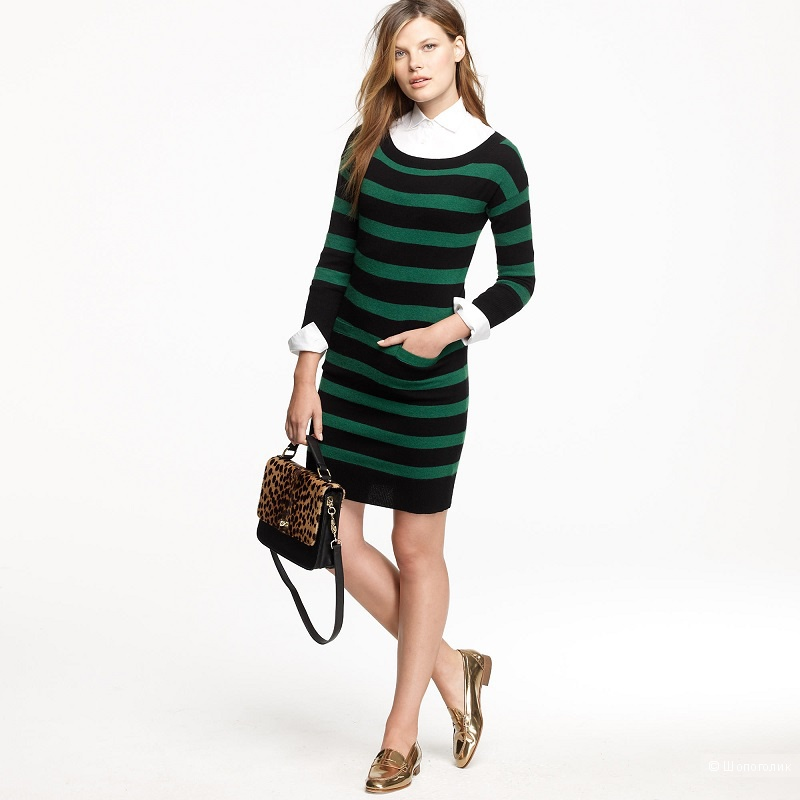 Продам платье-свитер J Crew Factory