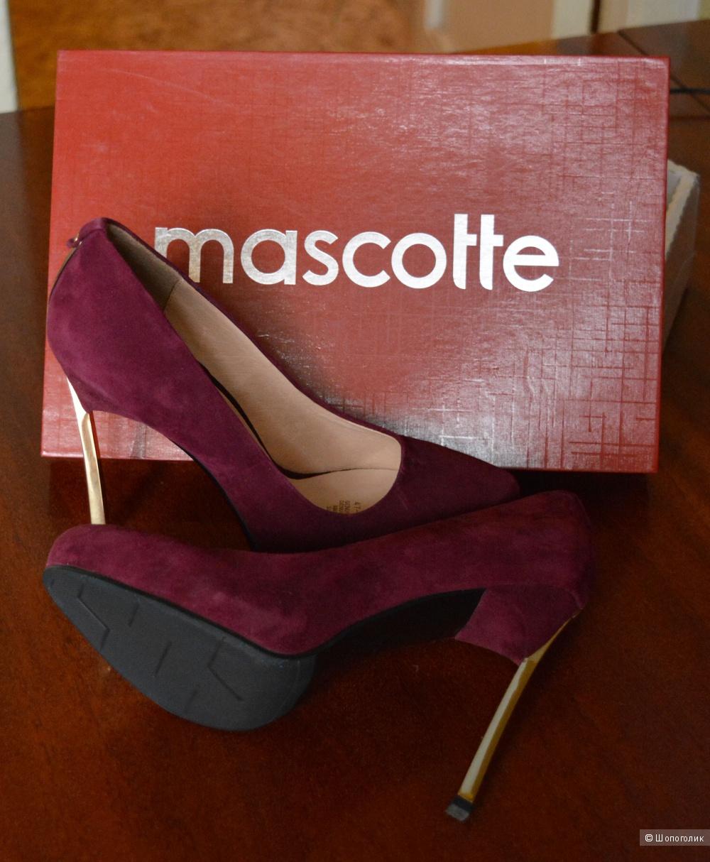 Туфли женские Mascotte, размер 38
