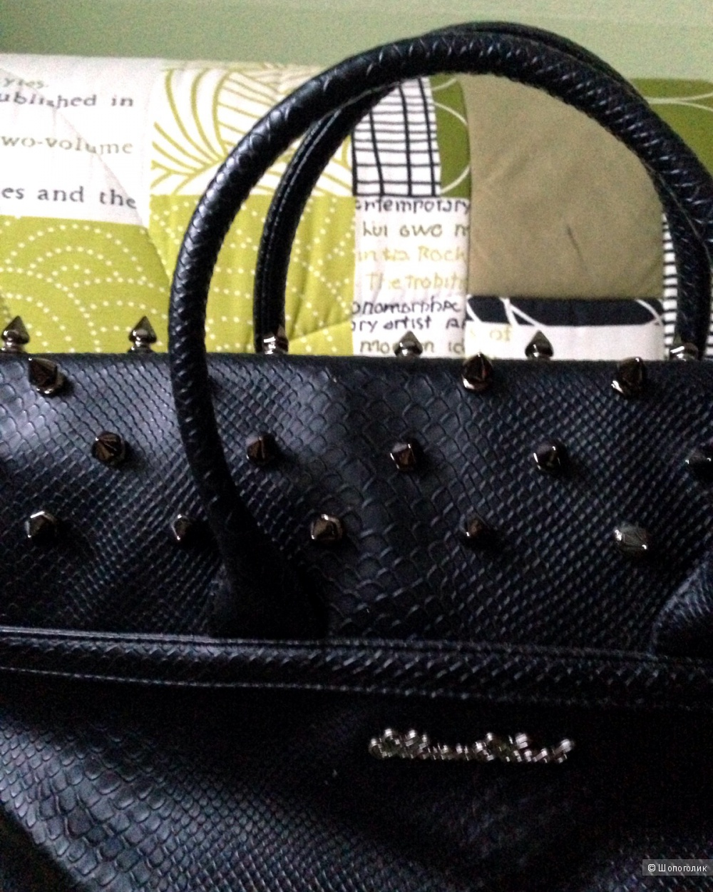 Большая сумка Silvian Heach