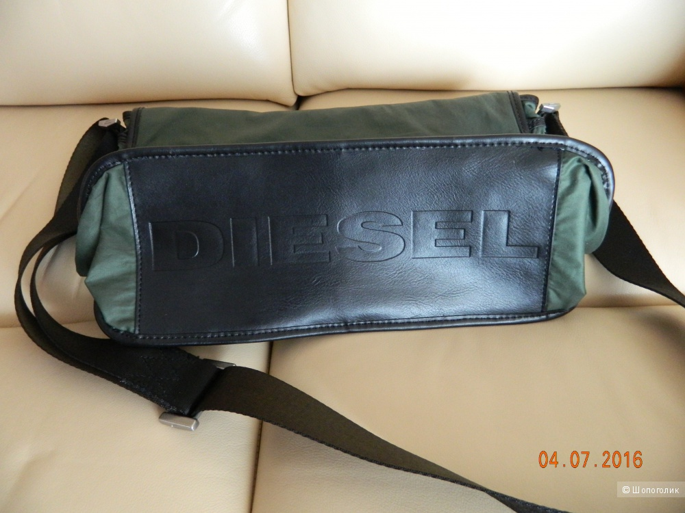 Мужская сумка Diesel New Voyage Messenger