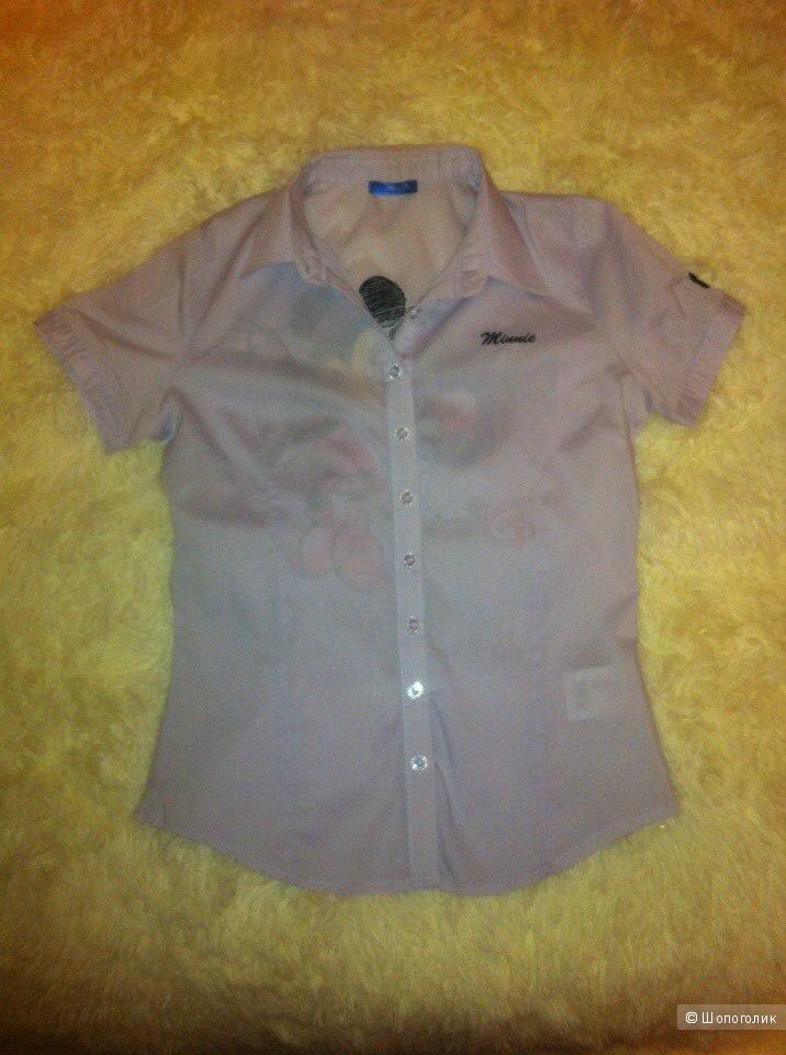Рубашка с Minnie от Disney ,размер L (подойдет и на M)