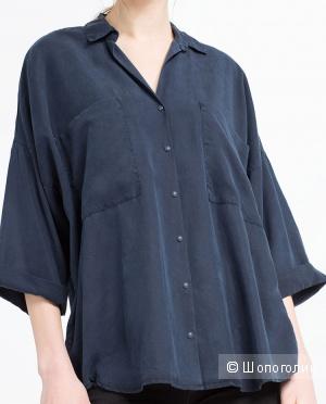 Рубашка из Лиоцелла Zara L пересыл