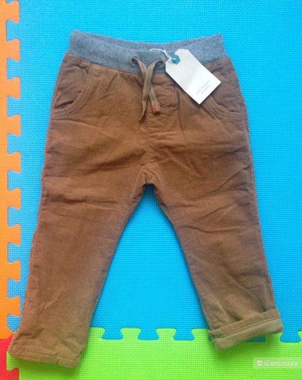 Новые брюки Zara р.2-3 года