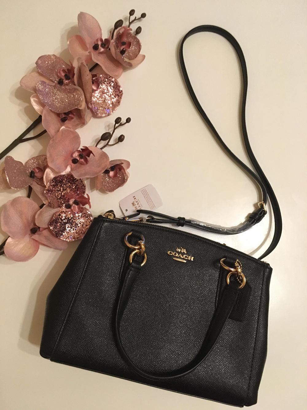 Новая сумка COACH