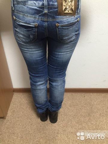 Джинсы женские Philipp plein размер 27