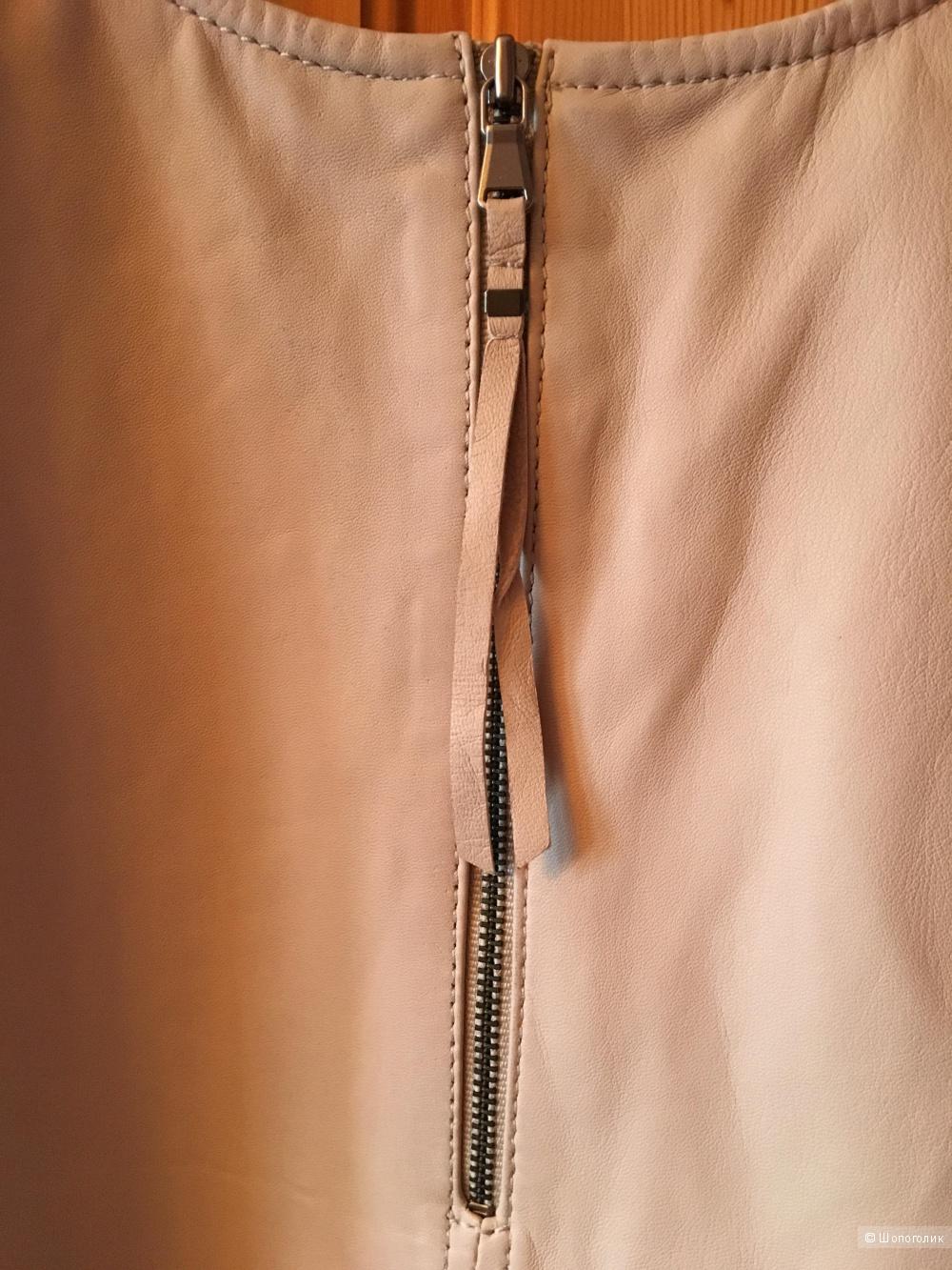 Кожаный топ-жилет MARC BY MARC JACOBS размер L
