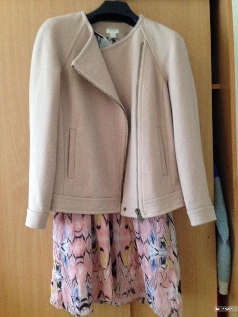 Короткое пальто от Jcrew 40-42 jcrew coat