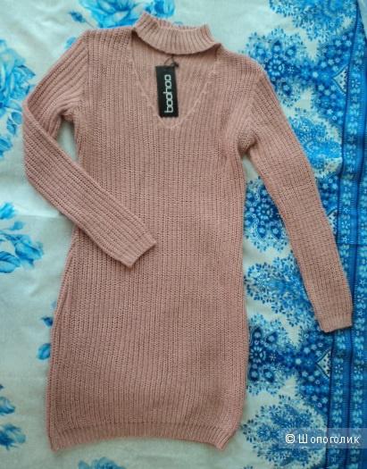 Платье-джемпер Boohoo
