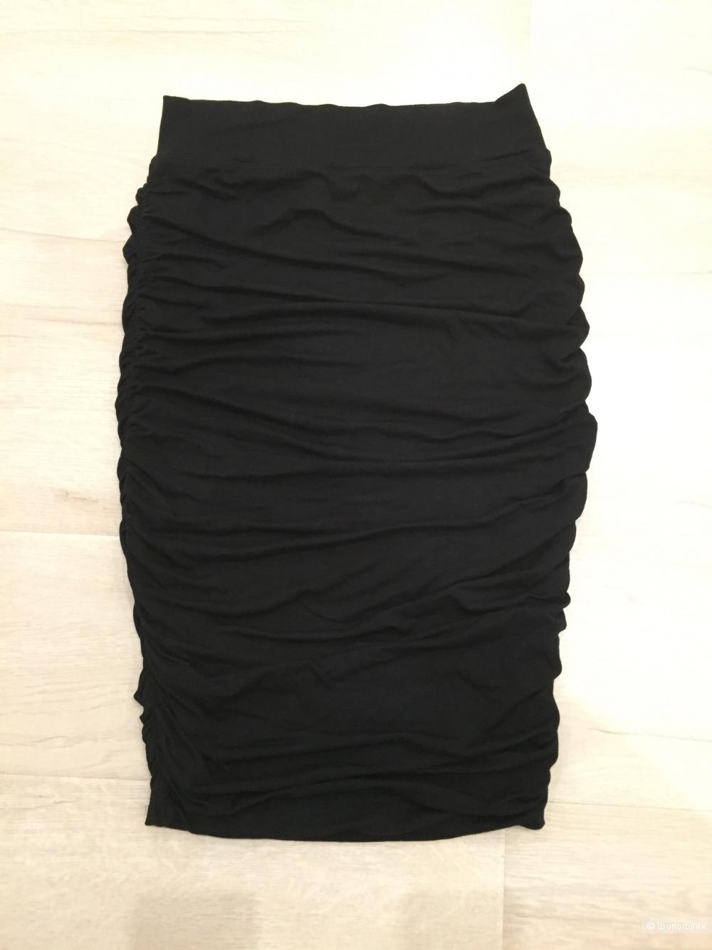 Юбка черная Moda International xs