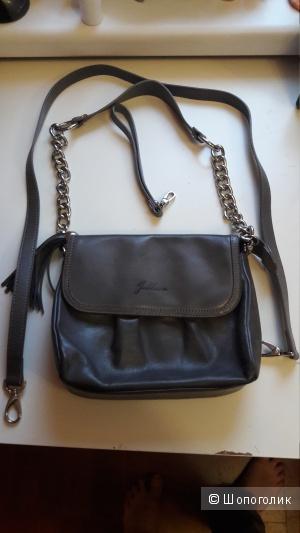 Кожаная сумка Gillian