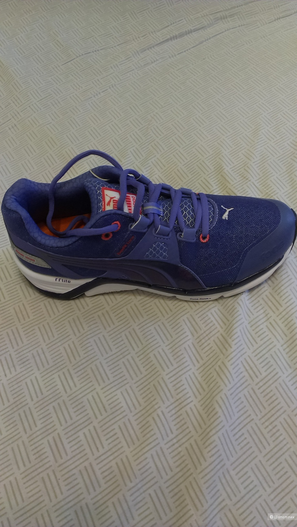 Новые легкие и удобные кроссовки PUMA