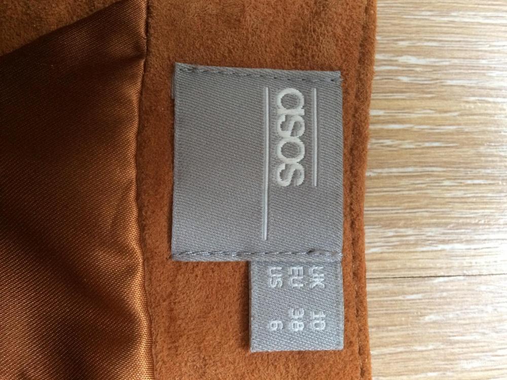 Замшевая юбка ASOS