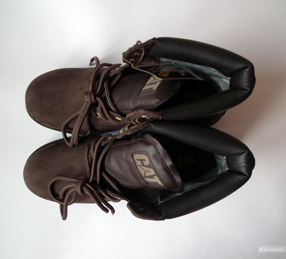 Зимние мужские ботинки Caterpillar Colorado GORE-TEX