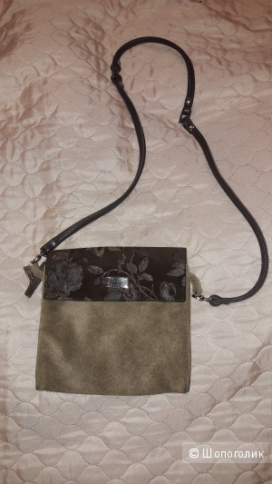 Замшевая сумка Nina Begesh