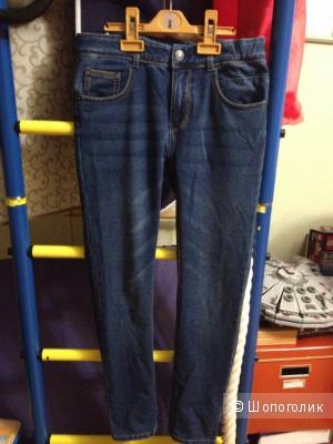 Джинсы-джеггенсы BENETTON, на мальчика, рост 140, размер L