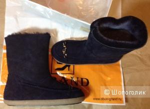 Зимние сапоги Grand Style, размер 38