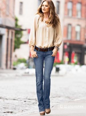 Продаю новые, аутентичные шикарные джинсы Victoria's Secret Викторя Сикрет размер 2 (S)