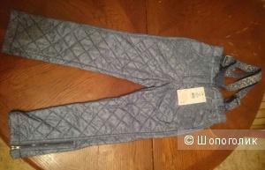 Демисезонные брюки, на девочку, Orby, 110р