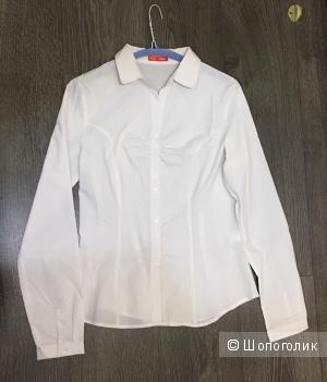 Рубашка на работу белая Твое