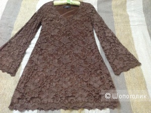 Ana Alcazar кружевное платье