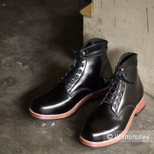 Кожаные ботинки Ortodoux Requiem, 43 размер
