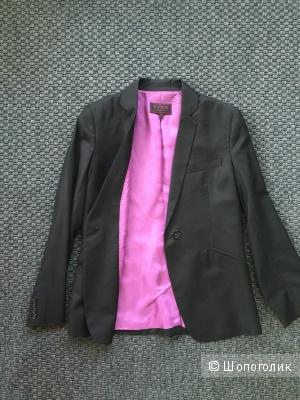 Пиджак thomas pink шерсть