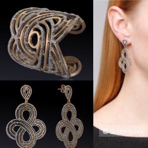 Комплект украшений из серебра Stroili Oro