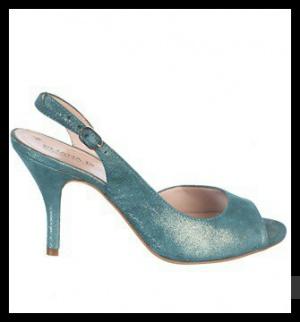 Новые туфли с открытым носом, Италия, 40 рр