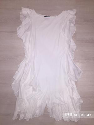 Платье Ralph Lauren белое