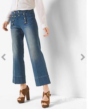 Новые джинсы-кюлоты Michael Kors. Размер 2.